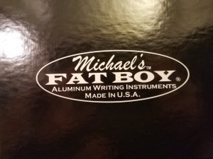 Michael's Fat Boy S-Model Ballpoint