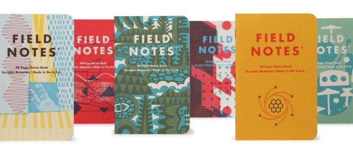 Field Notes Wilco Paper