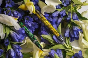 Montegrappa Elmo Fantasy Bloom Collection