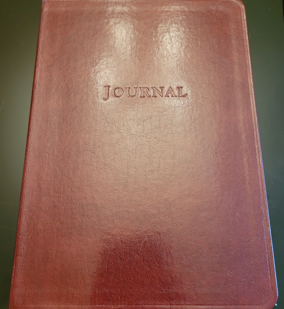 Gallery Leather Desk Journal