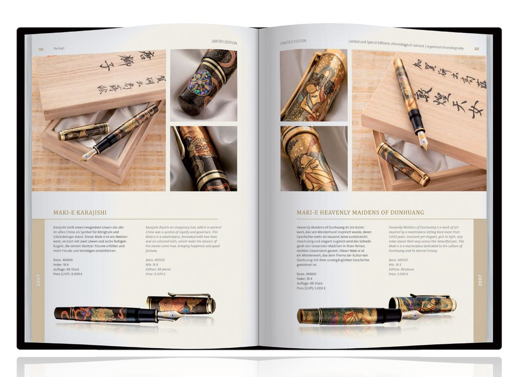 Pelikan Collector's Book Limited & Special Editions 1993-2020