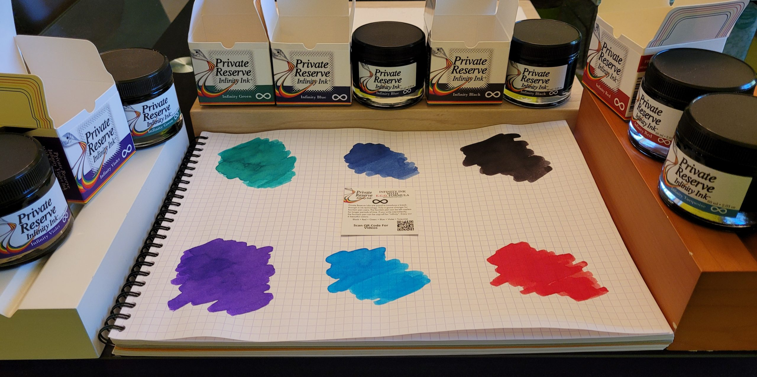 Private Reserve Infinity Ink