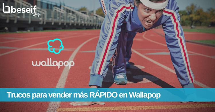 vender rapido wallapop