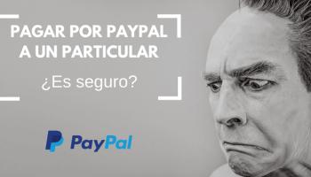 Pagar por paypal a un particular
