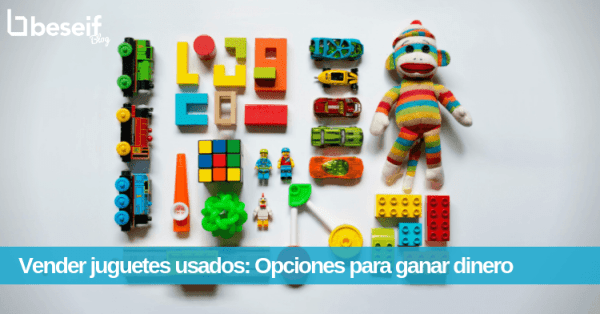 vender juguetes usados