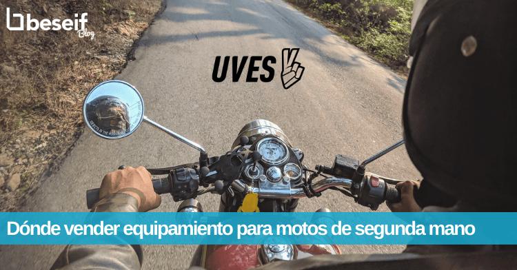 equipamiento motos segunda mano
