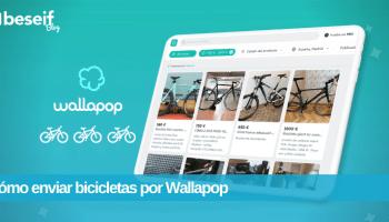 enviar bicicletas wallapop