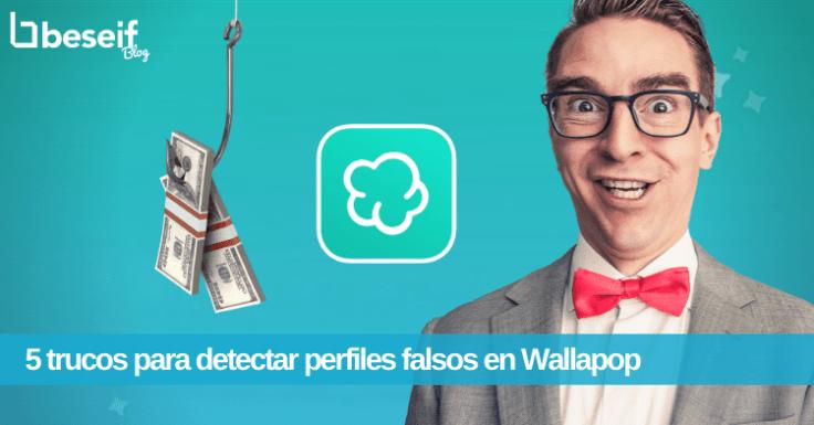 perfiles falsos wallapop