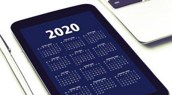 tendência de 2020