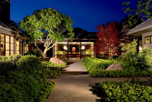 Tips for your first garden lighting project