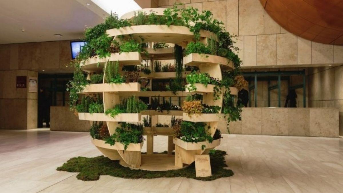 Introducing Ikea's New Flatpack Garden