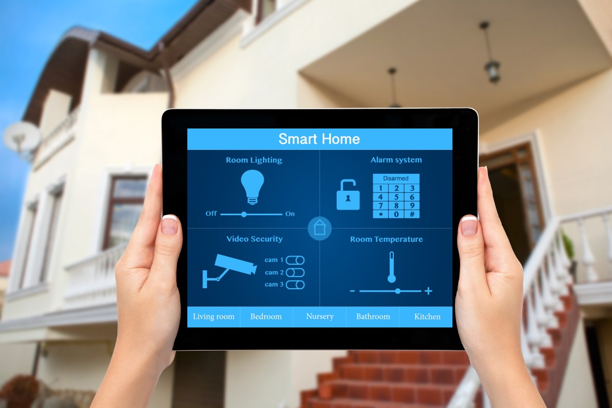 Increasing Number of Homeowners Are Embracing Outdoor Smart-Home Technology