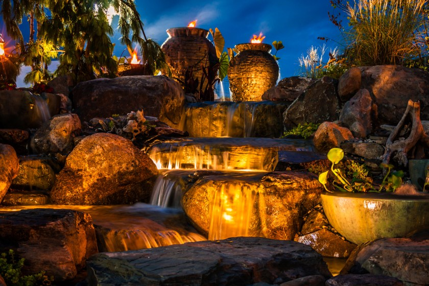 Benefits of low voltage landscape lighting