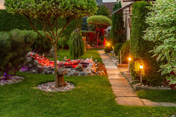 A Few Garden Landscaping Tips and Ideas for Springtime
