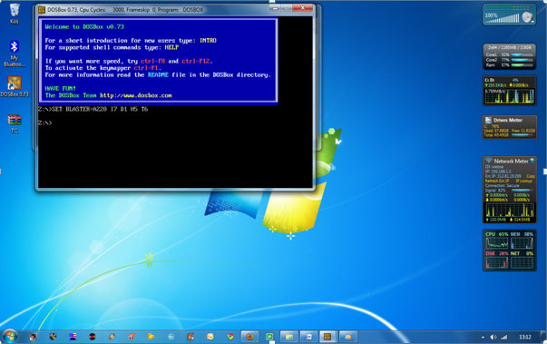 step 1 How to install Turbo C++ on Windows 7 64bit
