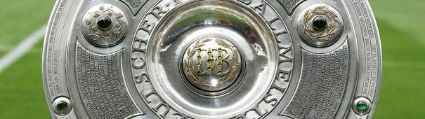 Bundesliga Meisterschale