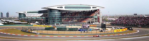 F1 GP Shanghai