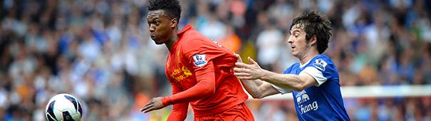 Liverpool - Everton Merseyside Derby