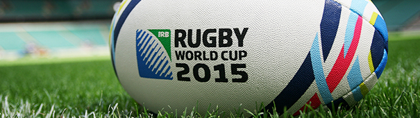 Rugby-WM 2015 in England