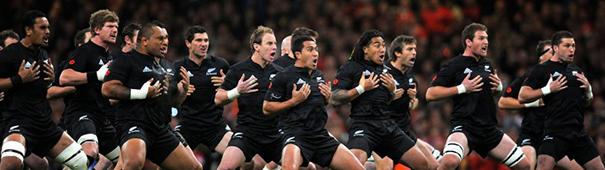 Rugb-WM Team Neuseeland