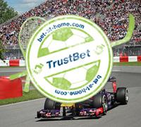 Formel 1 TrustBet