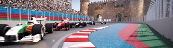 Formel 1 Grand Prix Europa Aserbaidschan