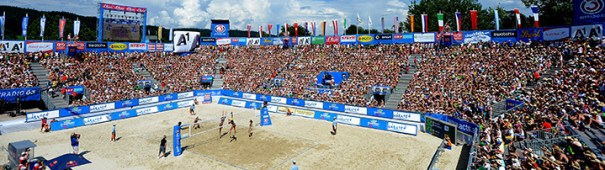 Beachvolley Major Klagenfurt