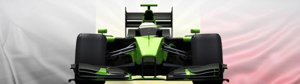 Formel 1 Grand Prix Belgien