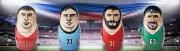 Fußball-WM 2018 Gruppe A