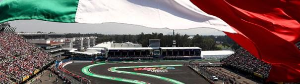 Formel 1 Grand Prix Mexiko