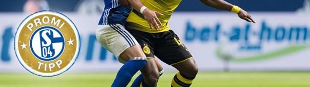 Bundesliga-Vorschau inkl. S04 Promi-Tipp