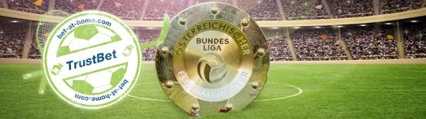 Blog Header TrustBet Österreich Bundesliga