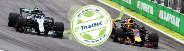 Formel 1 GP Brasilien