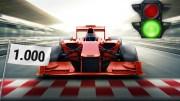 1.000 Ferrari Grand Prix