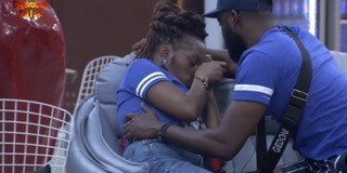 #Bet9jaBBN: Khafi Makes Last Attempt To Save Her One Week Relationship With Gedoni