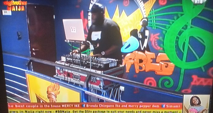 Here's How DJ Big N Smashed The #Bet9jaBBN Saturday Night Party