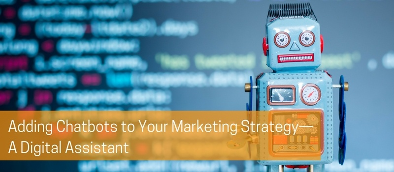 Chatbots to Your Marketing Strategy