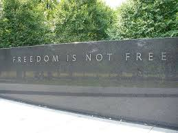 freedom not free
