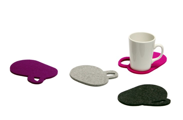 Shadow Coasters - Bettina Nissen