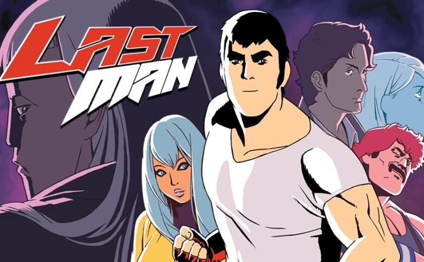 Série TV animée – Lastman