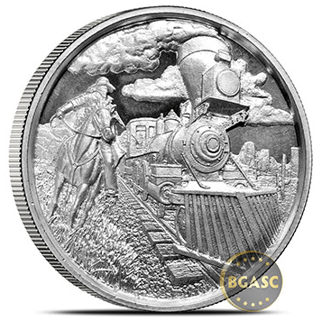 LAWLESS SILVER ROUND #1 Obverse
