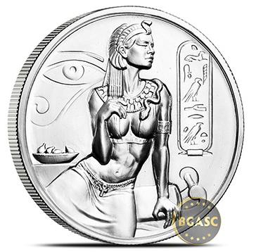 bgasc 2 ounce cleopatra round