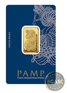pamp suisse gold bar tola size bgasc
