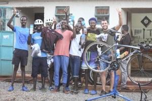 Biciescapa llega a Kenya. Iten: the home of Champions!