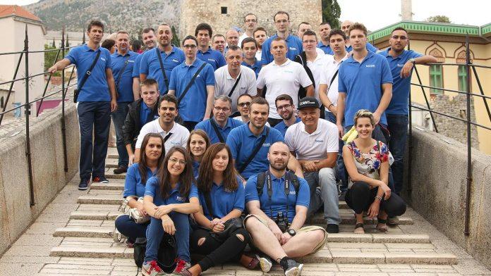 Bicom Systems Team Building 2016