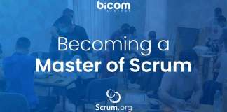 Becoming a Master of Scrum