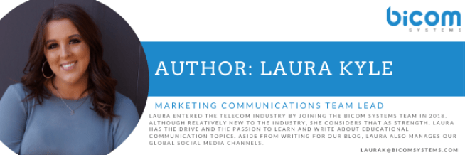 Telecommunications Blog Author