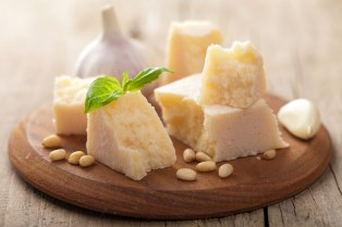 Italian cheeses