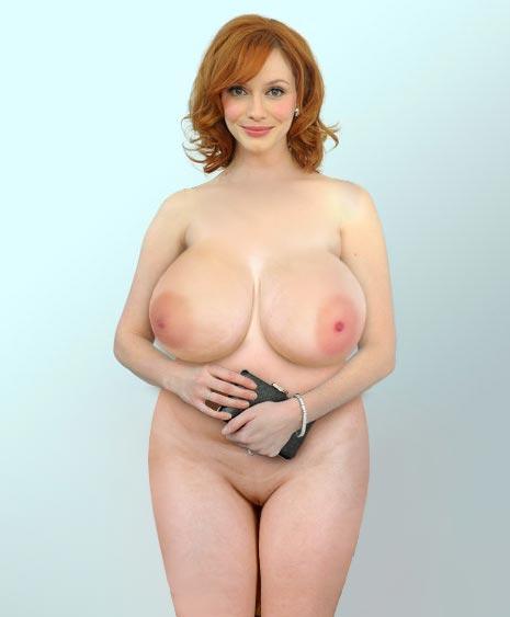 Christina hendricks hot nudes