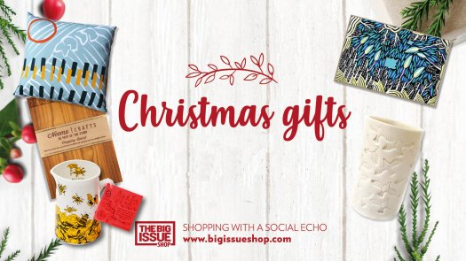 Christmas Gifts From The Big Issue Shop
